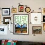 Collage Walls – Fantastic and (almost) Free