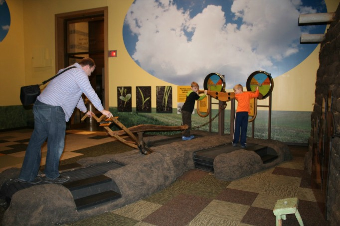 Explore the Minnesota History Center | Twin Cities Moms Blog