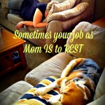 Taking it Easy and the Search for Supermom