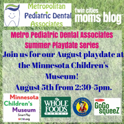 Join us for our first playdate!June 18th-4