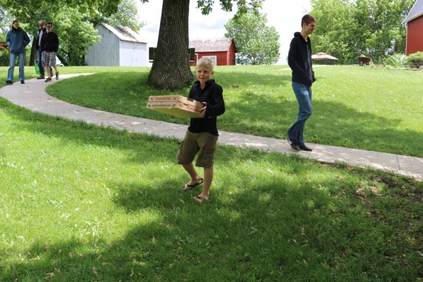 Road Trip to a Pizza Farm | Twin Cities Moms Blog