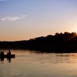 family canoe
