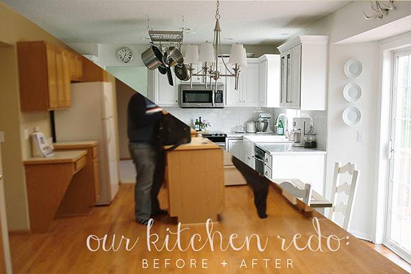 Our Little Kitchen Redo