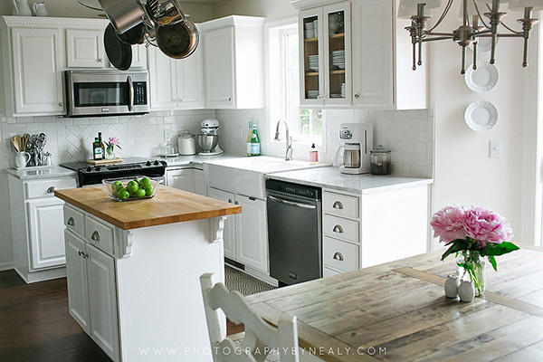 Our Little Kitchen Redo | Twin Cities Moms Blog ...