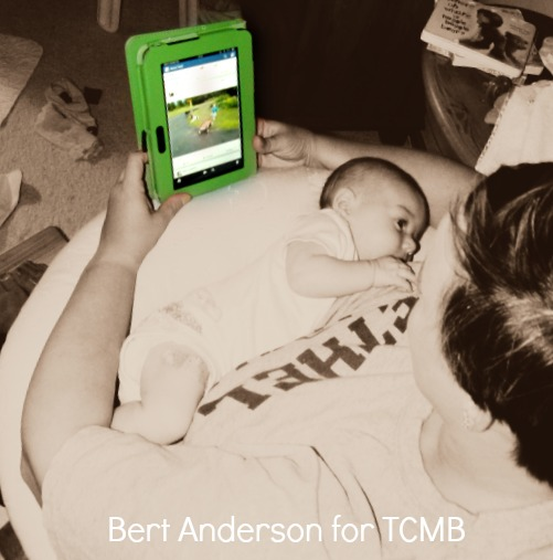 Are Friendships through Social Media Real. Bert Anderson for TCMB