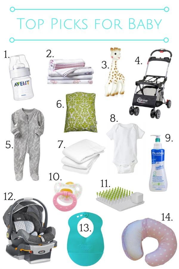 Baby Registry 101   Twin Cities Moms Blog