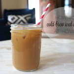 Iced Cold-Brewed Coffee – The Perfect Summer Drink