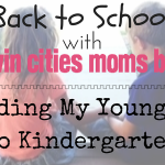 On Sending My Youngest To Kindergarten