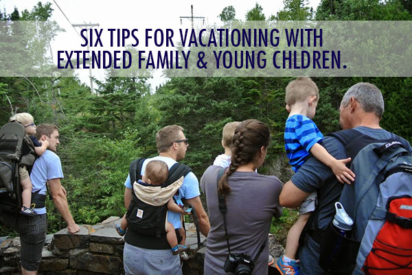 Six Tips For Vacationing With Extended Family | Twin Cities Moms Blog