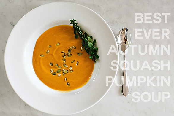 Autumn Squash Pumpkin Soup | Twin Cities Moms Blog