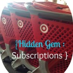 Smart Mommy Hacks: Target Subscriptions