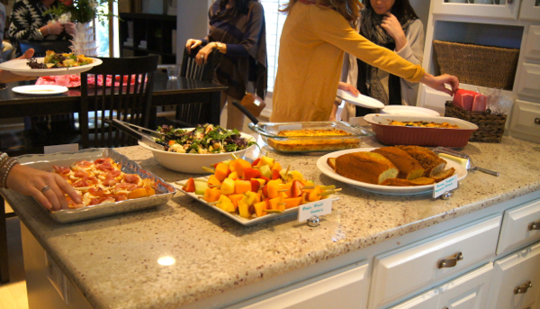 The Perfect Brunch Shower Menu | Twin Cities Moms Blog