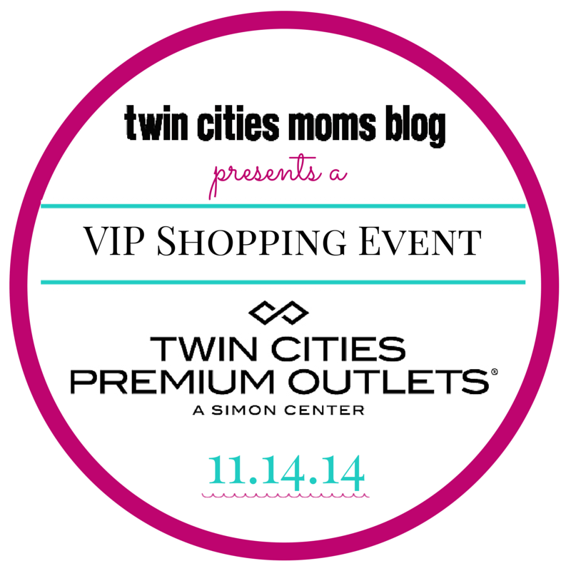 Event Announcement   VIP Shopping Event at Twin Cities Premium Outlets! 813451daef204