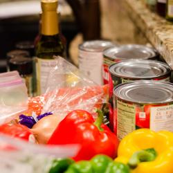 host a freezer meal workshop