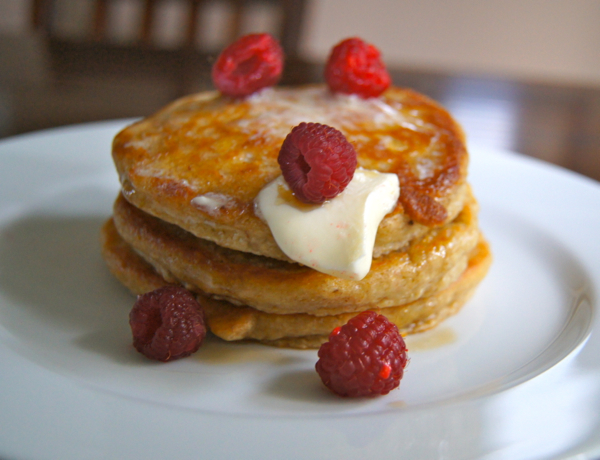 Oatmeal Pancakes | Twin Cities Moms Blog