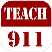 Can Your Child Dial 911 Using a Smart Phone? {FREE PRINTABLE