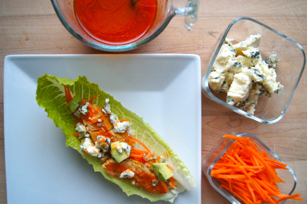 Superbowl Eats: Buffalo Chicken Lettuce Boats and Then Some | Twin Cities Moms Blog