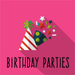 Birthday Parties TCMB Button