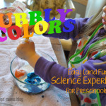 Easy (and Fun!) Science Experiment for Preschoolers
