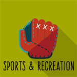 Sports and Recreation TCMB Button