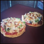 "The Kid Chef: English Muffin Pizzas & ""Ice Cream"""