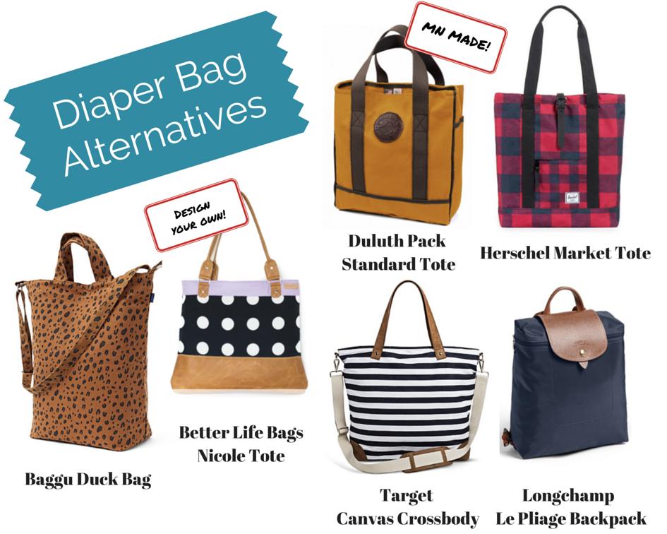 6 Cool Diaper Bag Alternatives Twin Cities Moms Blog