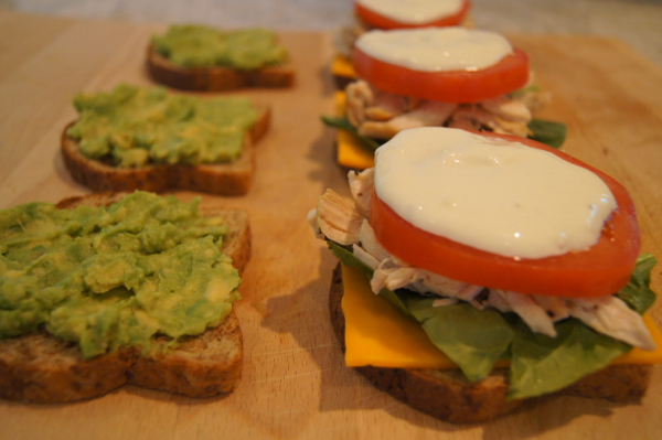 Chicken Club Sandwiches with Simple Garlic Aioli | Twin Cities Moms Blog