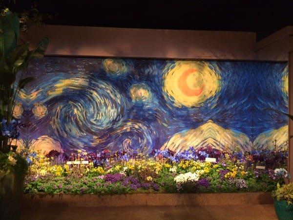 art in bloom macy s annual flower show