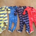 Building Your Baby's Capsule Wardrobe