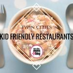 TCMB Top Picks: Kid-Friendly Restaurants