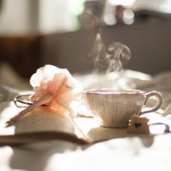 Writing and Tea