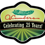 Q.Cumbers – 25th Anniversary and a GIVEAWAY!