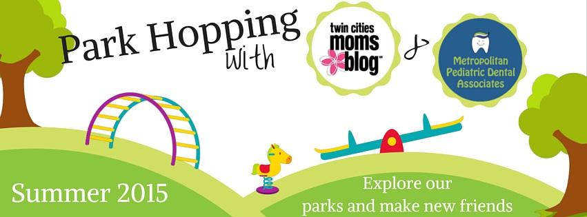 Park Hopping with Twin Cities Moms Blog & Metropolitan Pediatric Dental Associates!