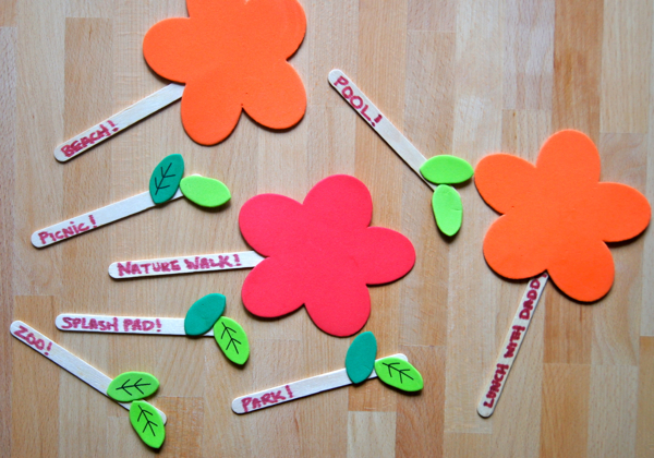 Mommy Superheros: Teaching Responsibility with Popsicle Sticks   Twin Cities Moms Blog