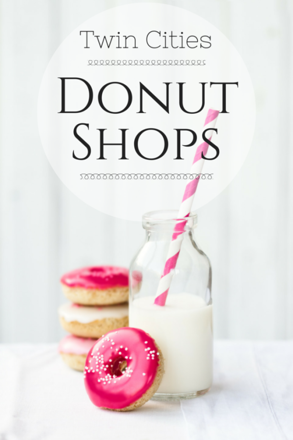 Twin Cities Donut Shops | Twin Cities Moms Blog