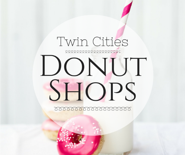 Twin Cities Donut Shops