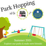 Summer 2015: Park Hops with Twin Cities Moms Blog!