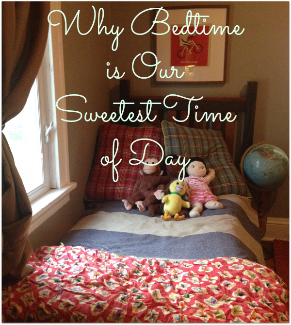 Why Bedtime is Our Sweetest Time of Day   Twin Cities Moms Blog