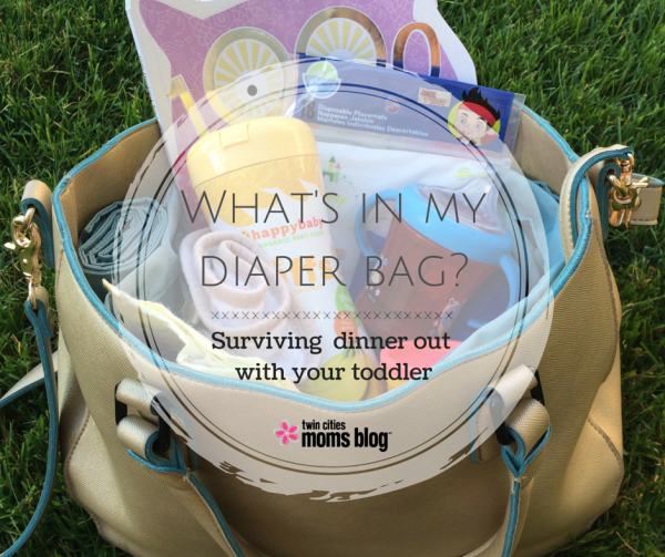 How to Survive & Enjoy Dinner Out with Your Toddler | Twin Cities Moms Blog