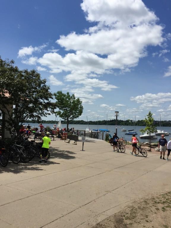 Lakes for Days: Lake Calhoun | Twin Cities Moms Blog