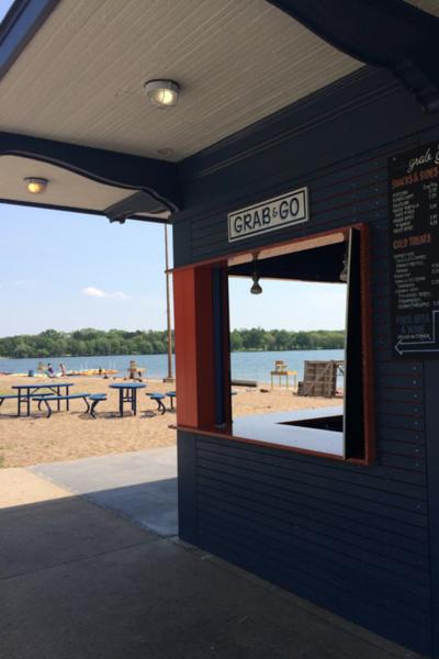 Lakes for Days: Lake Nokomis Main Beach | Twin Cities Moms Blog