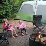 Camping With Young Kids?  Yes, You Can Do It!