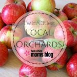 Apple Season: Picking Plus Saucing and Local Orchards