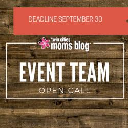 Deadline Septembe 30