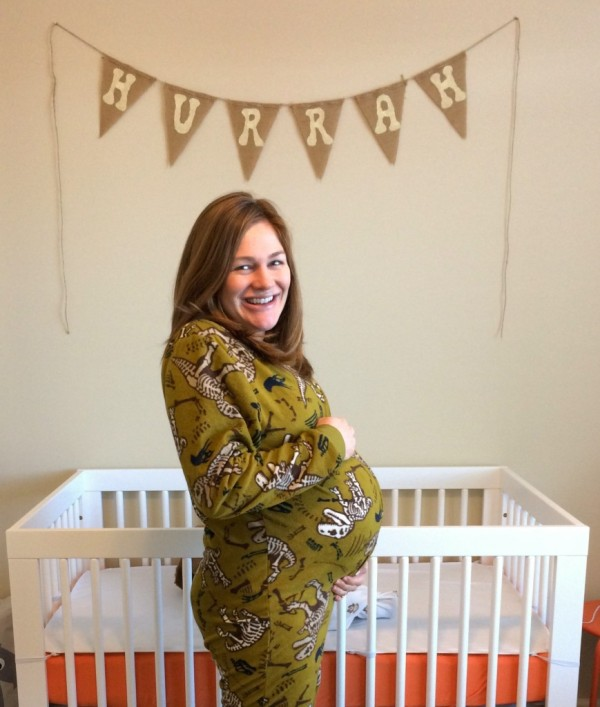 40 Weeks In, 40 Weeks Out: Motherhood is About Growing and Shrinking | Twin Cities Moms Blog