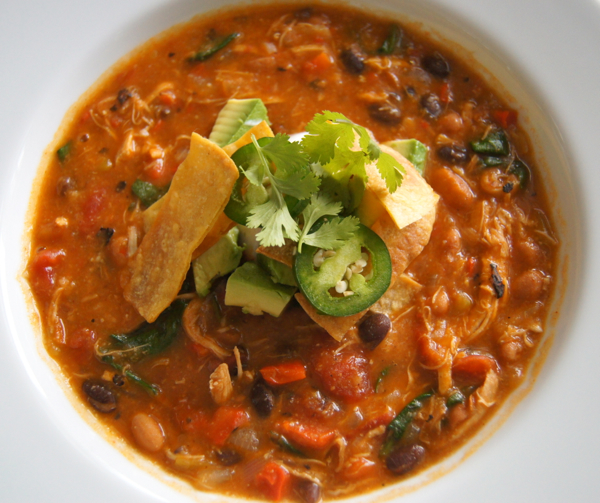Game Day Eats: Chicken Tortilla Soup | Twin Cities Moms Blog