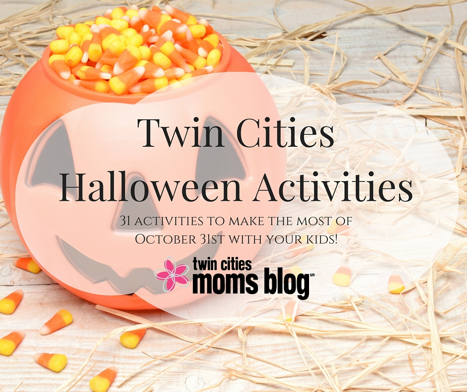 Carpe Halloween: 31 Activities to Make the Most of October 31st in the Twin Cities | Twin Cities Moms Blog