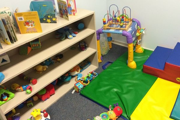 That Time I Dropped Off My Baby at Daycare and Didn't Cry | Twin Cities Moms Blog