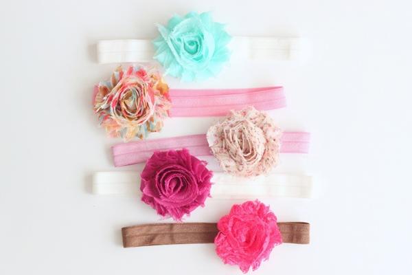 DIY Baby & Toddler Headbands | Twin Cities Moms Blog