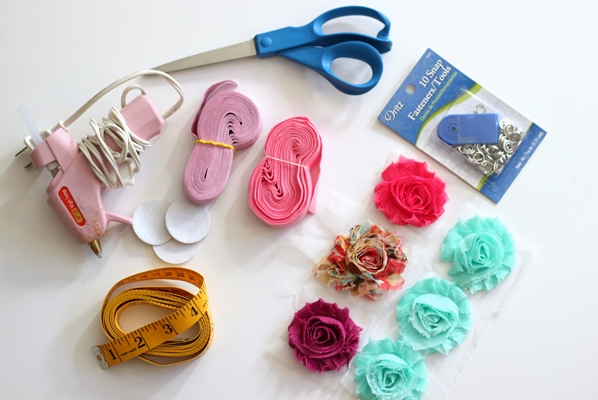 DIY Baby & Toddler Headbands | Twin Cities Moms Blog